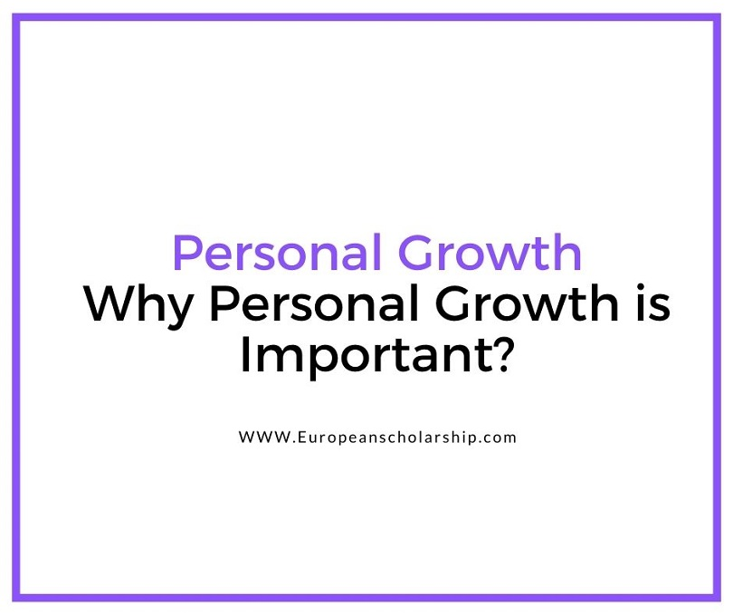 Personal Growth-Personal Development