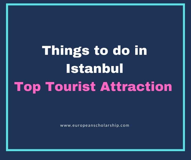 Things to do in Istanbul