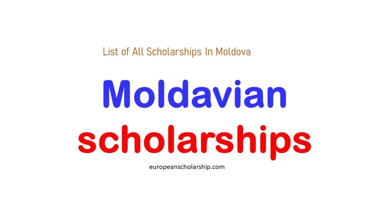 Moldova scholarships 2022=2023